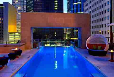 The Joule Hotel Best Pools DAL