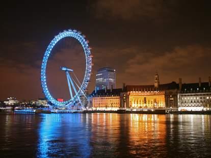 Things Londoners love