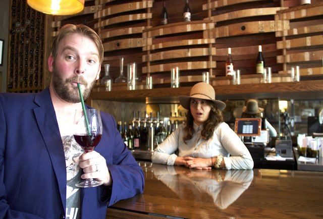 How to not embarrass yourself while talking about wine