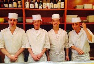 Sushi restaurants near new york for Ashiya japanese cuisine menu