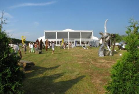 The Sculpture Fields of Nova's Ark Hamptons