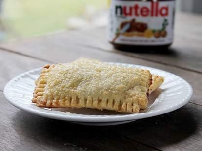 Nutella Pop-Tarts