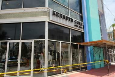 Kenneth Cole on Miami Beach