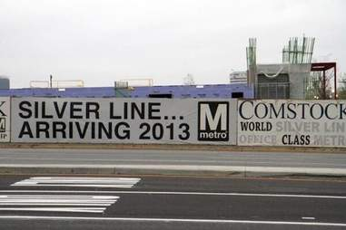 Silver line 99 Problems with DC