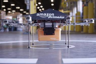 Amazon Prime Air 99 Problems with DC