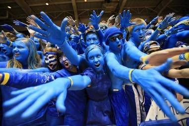 Duke Fans 99 Problems with DC