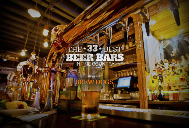 The 33 Best Beer Bars in the Country