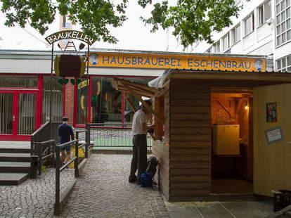 Brauerei Eschenbräu Berlin