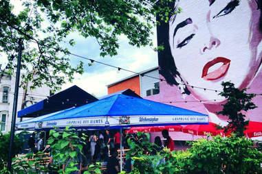 Dacha Beer Garden