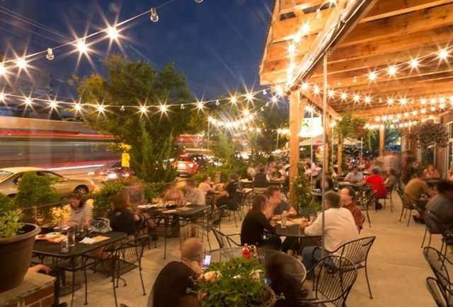 Best Patios and Outdoor Bars in Atlanta