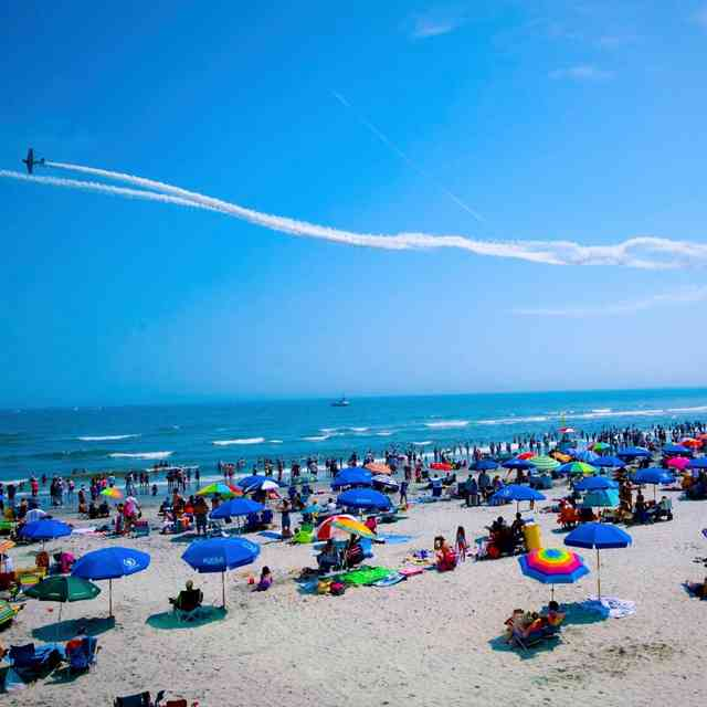 Atlantic City\'s 9 best beach destinations