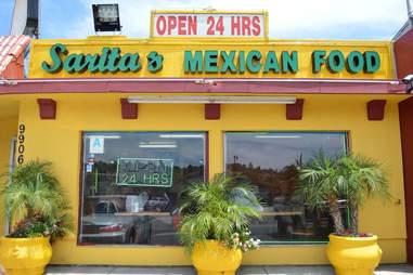 Sarita's Best Burritos SD