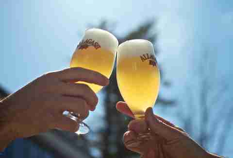 Allagash White  Summer Beer Picks DET