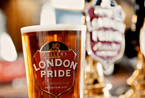 Fuller's London Pride Summer Beer Picks DET