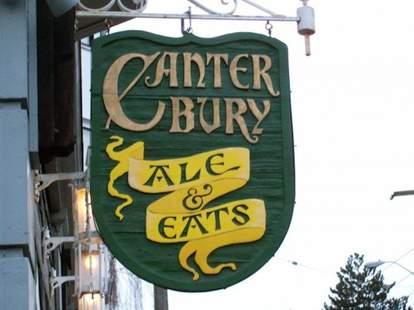 Canterbury Ale House
