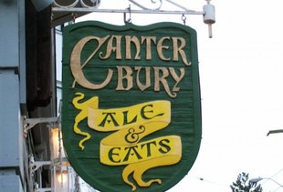 The Canterbury Alehouse