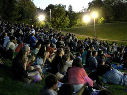 Toronto Summer outdoor movies
