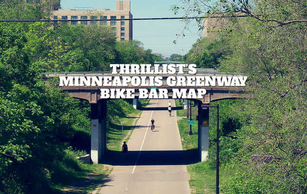 It's here: the first-ever Greenway bar map