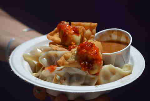 Dumplings Telluride Bluegrass Eats DEN