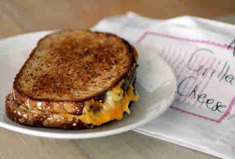 starbucks grilled cheese