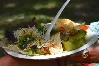 Fish Taco Telluride Bluegrass Eats DEN