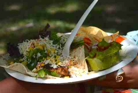 Fish Taco Telluride Bluegrass Eats DEN