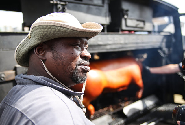 High on the hog: behind the scenes at the Memphis BBQ World Championship