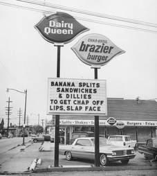 dairy queen brazier