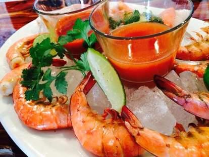 Palapas Seafood Bar DAL