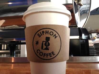 Siphon Coffee HOU