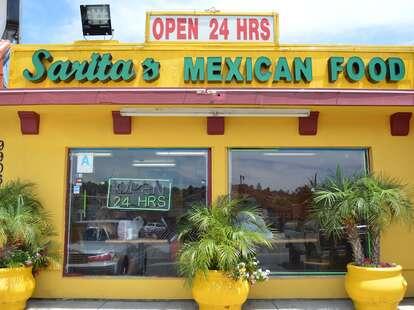 Sarita's Mexican Food SD