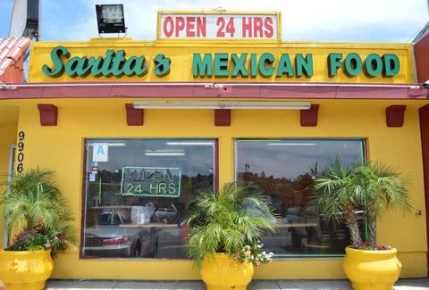 Sarita's Mexican Food SD