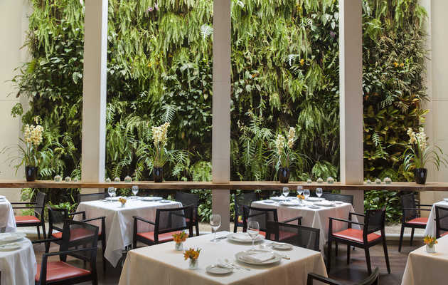 10 of the world's best hotel restaurants