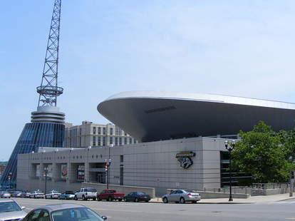 Bridgestone Arena Nash