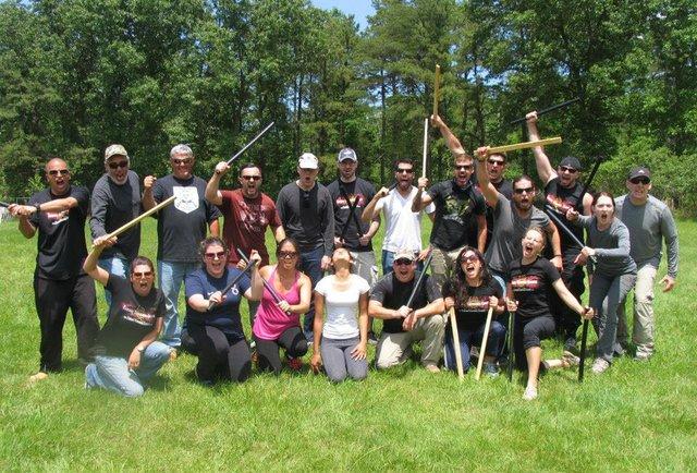 Adult Adventure Camp 93