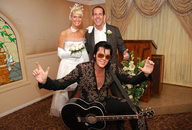 Weird Vegas Weddings Vegas Weddings