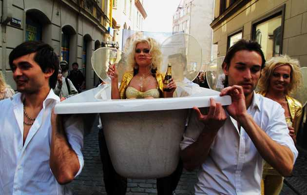 10 of the world's most bizarre festivals