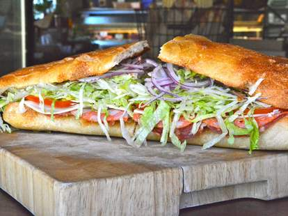 Under the radar sandwiches DC
