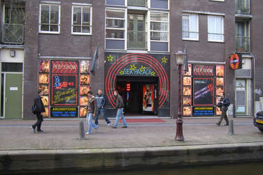 The Sex Palace