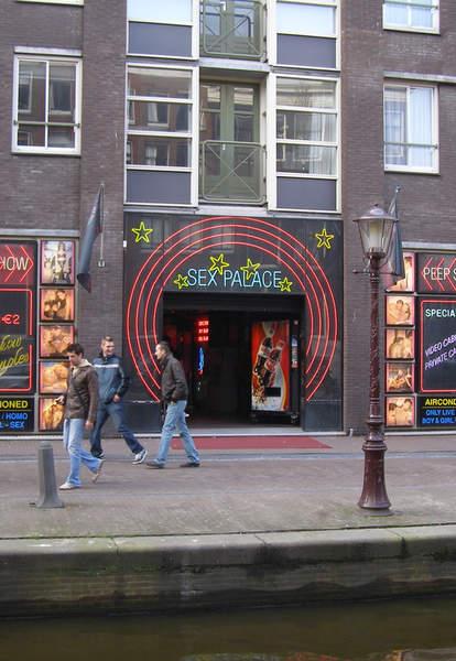 Sex Palace Amsterdam