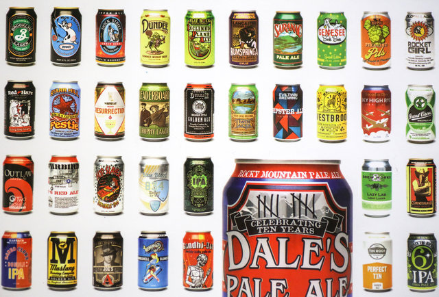 Cheap Craft Beer Cans
