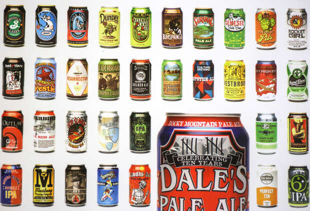 The 10 coolest-looking canned beers in America