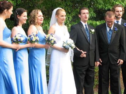 Worst Wedding People