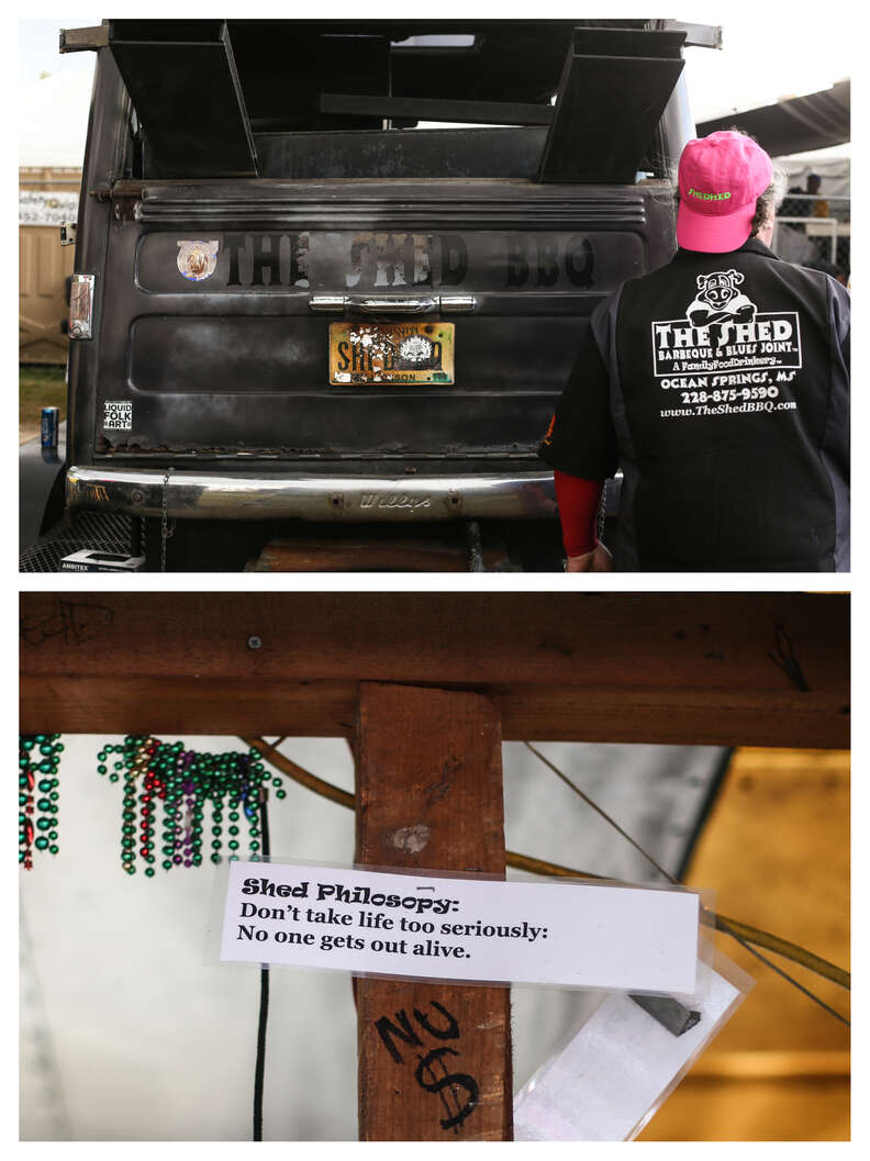 shed philosophy and jeep