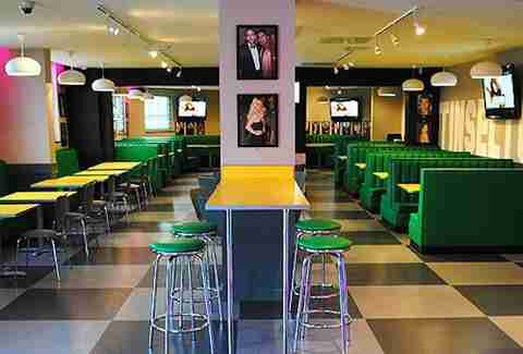 tinseltown diner