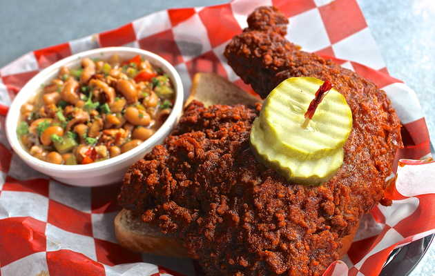 The 8 best spots to get hot chicken in Nashville