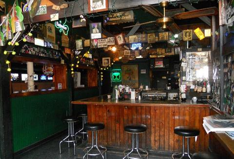 O'Malleys Stage Door Pub Galveston Drinking Guide HOU