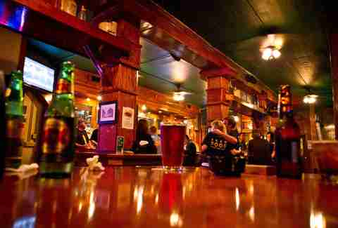 Murphy's Irish Pub Galveston Drinking Guide HOU