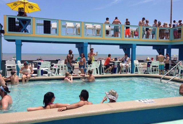 Galveston Drinking Guide Best Bars On Galveston Island