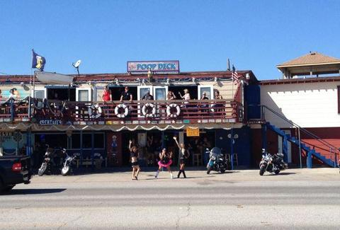 The Poop Deck Galveston Drinking Guide HOU